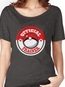 Monster Trainer  Women's Relaxed Fit T-Shirt