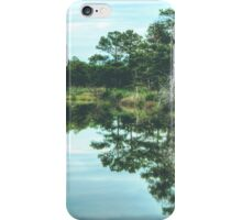 Reflection of Summer: Chesapeake Bay iPhone Case/Skin