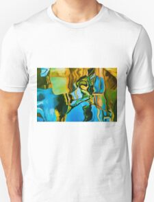 Color Abstraction LXXIII Unisex T-Shirt