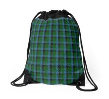 00906 Wilson's No. 52 Fashion Tartan Drawstring Bag