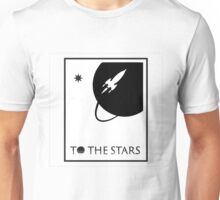 To The Stars - Tom Delonge Unisex T-Shirt