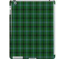 00904 Wilson's No. 45 Fashion Tartan  iPad Case/Skin