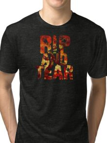 Doom - Rip And Tear Tri-blend T-Shirt