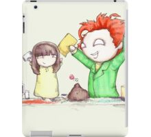 Mud Pies  iPad Case/Skin