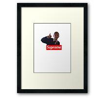 Booth Supreme Framed Print