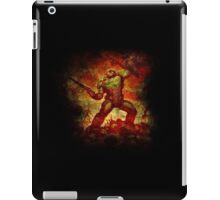 Doom - Doomslayer iPad Case/Skin