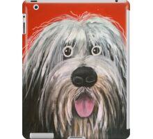Sam the dog iPad Case/Skin