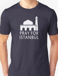 Pray for Istanbul T-Shirt