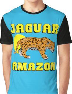 JAGUAR-AMAZON Graphic T-Shirt