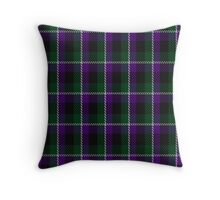 00892 Wilson's No. 220 Fashion Tartan  Throw Pillow