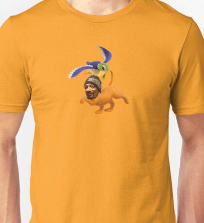 Snoop Hunt Dogg Unisex T-Shirt
