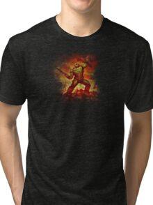 Doom - Doomslayer Tri-blend T-Shirt
