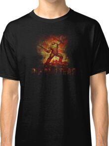 Doom - Doomslayer - Rip And Tear Classic T-Shirt