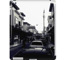 A street in Konya iPad Case/Skin