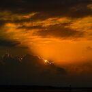 Sunday Morning Sunrise by Wendy Mogul