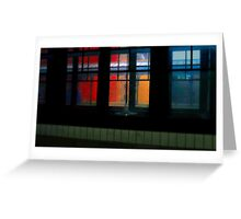 125th Street, Harlem, NYC Greeting Card