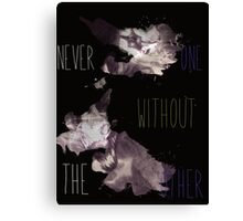 Kindred Canvas Print