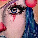 The Clown by AlanZinn