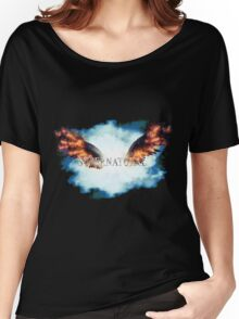 Supernatural Descent Women's Relaxed Fit T-Shirt