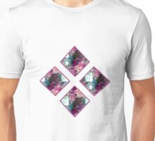 Ornate Polygon Mosaic 3 Unisex T-Shirt