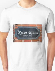 The River Room Unisex T-Shirt