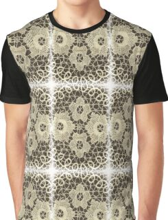 Antique Lace Graphic T-Shirt