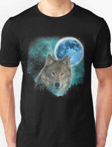 Grey Wolfs Skylight Unisex T-Shirt