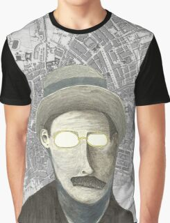 James Joyce Graphic T-Shirt