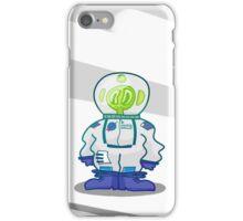 Space Man John iPhone Case/Skin