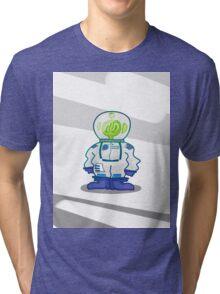 Space Man John Tri-blend T-Shirt