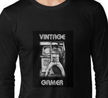 Vintage Gamer Long Sleeve T-Shirt