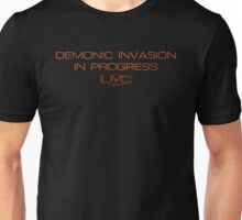 Doom - Demonic Invasion In Progress - Dirty Unisex T-Shirt