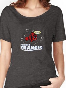 Finding Francis BN Women's Relaxed Fit T-Shirt