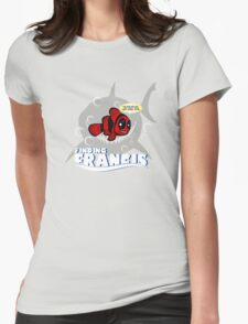 Finding Francis BN Womens Fitted T-Shirt