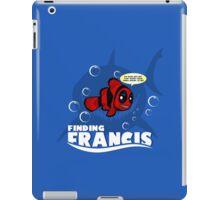 Finding Francis BN iPad Case/Skin