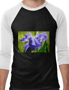 Where are you Iris Men's Baseball ¾ T-Shirt