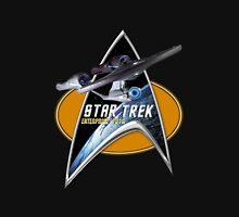 StarTrek Enterprise 1701 A  Command Signia Chest Unisex T-Shirt