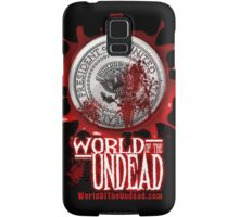World of the Undead - Presidential Seal Samsung Galaxy Case/Skin