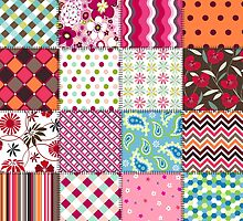 Old Fashioned Quilt Block Pattern Products by Vickie Emms