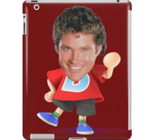 David Villager iPad Case/Skin