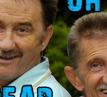 Chuckle Brothers Oh Dear Sticker