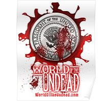 World of the Undead - Presidential Seal Poster