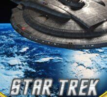 Star trek Federation of Planets Enterprise NX01 Sticker
