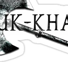 Baruk Khazad ! Sticker