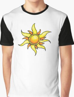 Tangled Up in the Sun Graphic T-Shirt