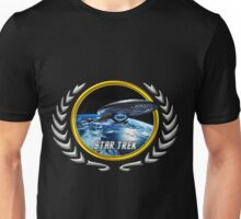 Star trek Federation of Planets Voyager Unisex T-Shirt