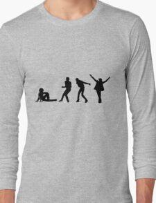 Michael Jackson Evolution Long Sleeve T-Shirt