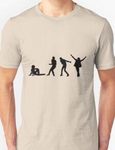 Michael Jackson Evolution Unisex T-Shirt
