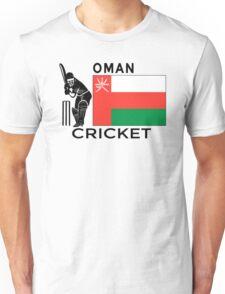 Oman Cricket Unisex T-Shirt