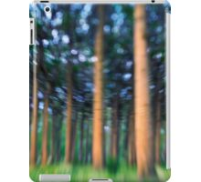~ the blue confetti forest ~ iPad Case/Skin